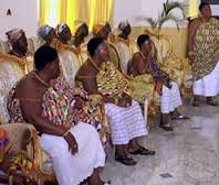 greater Accra Queen Mothers